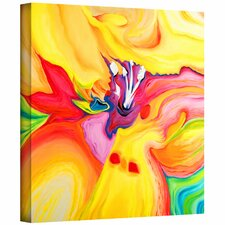 'Secret Life of Lily' by Susi Franco Painting Print on Wrapped Canvas