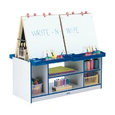 Rainbow Accents® 4 Station Art Center Easel