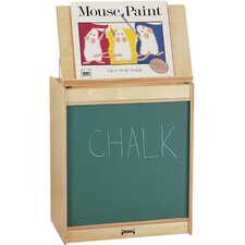 ThriftyKYDZ Big Book Easel - Chalkboard