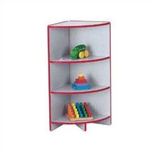 """Rainbow Accents 48"""" Bookcase"""
