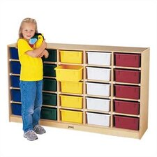 ThriftyKYDZ Tub Single 25 Compartment Cubby