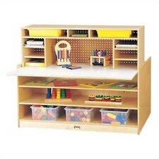 "Maxi 48"" W Script-n-Skills Station Children's Desk"