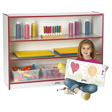 Rainbow Accents Super Sized Adjustable Bookcase