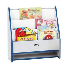 Rainbow Accents Rectangular Toddler Book Stand