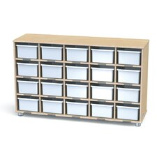 TrueModern 20 Compartment Cubby