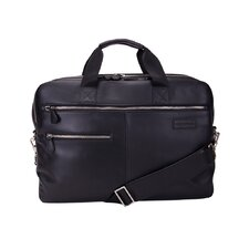 Luxe Leather Laptop Briefcase