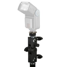 Light and Umbrella Clamp for Studio Photography