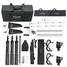 Digital Video Softbox Lighting Kit