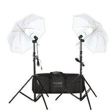 Premium Photo Studio Lighting Umbrella Stand Full Spectrum Lights