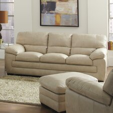 Biscayne Leather Living Room Collection