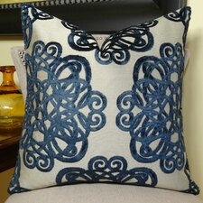 Archetype Sapphire Throw Pillow