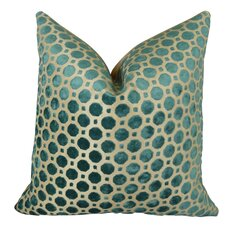 Velvet Double Sided Throw Pillow
