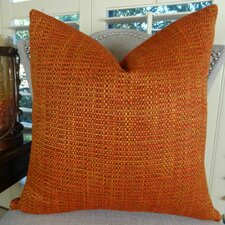 Intermix Double Sided Chenille Throw Pillow