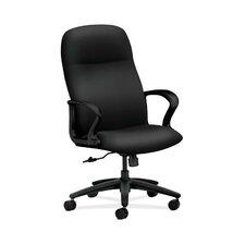Gamut High-Back Executive Chair in Grade III Contourett