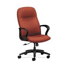 Gamut High-Back Executive Chair in Grade III Arrondi Fabric