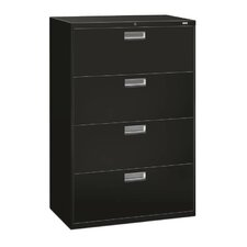 "600 Series 36""W 4-Drawer File"