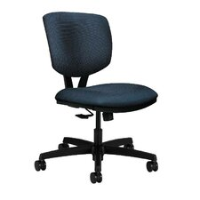 Volt Adjustable Mid Height Task Chair in Grade II Classic Fabric