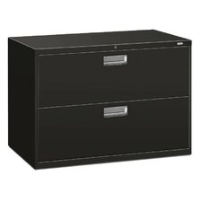 "600 Series 42""W 2-Drawer File"