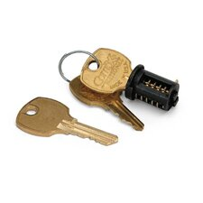 Core Removable Lock Kit