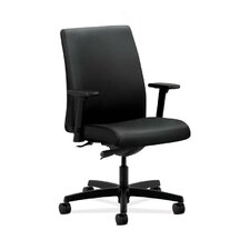 Ignition Low-back Chair in Grade III Contourett