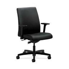 Ignition Low-back Chair in Grade III Contourett