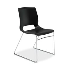 Motivate Armless High-Density Stacking Chair