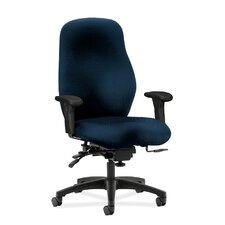 7800 Series High-Back Executive/Task Chair with Arms