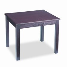 5100 Series Wood End Table, Rectangular