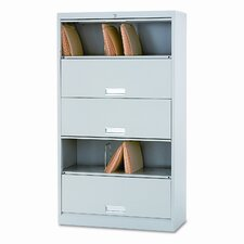 "600 Series 16.75""D 5-Drawer Legal File"
