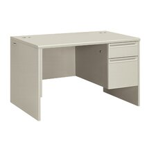 "38000 Series 48""W x 30""D Right Pedestal Desk"