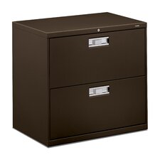 600 Series 2-Drawer File