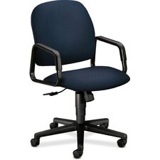Solutions - 4000 Series Conference High-Back Chair in Grade II Fabric