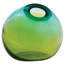 Ombre Ball Table Vase