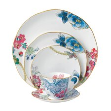 Butterfly Bloom 5 Piece Place Setting