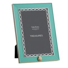 Treasures with Love Seashell Picture Frame