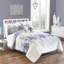 Tristen Comforter Set in Multi Colored