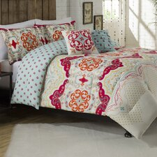 Milo 5 Piece Comforter Set