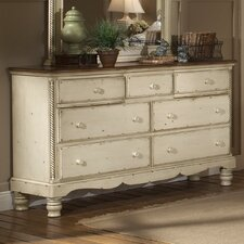 Wilshire 7 Drawer Dresser