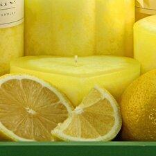 Meyer Lemon Scented Novelty Candle