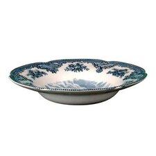 Old Britain Castles Blue Rim Soup / Pasta Bowl (Set of 6)
