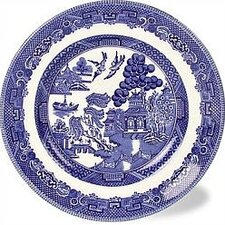 "Willow Blue 10"" Dinner Plate (Set of 6)"