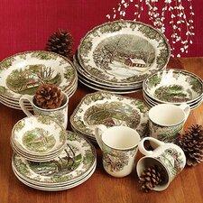 Friendly Village Dinnerware Collection