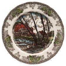 "Friendly Village 7.75"" Salad Plate (Set of 4)"