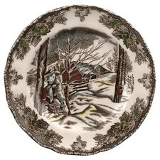 Friendly Village Bread and Butter Plate (Set of 4)