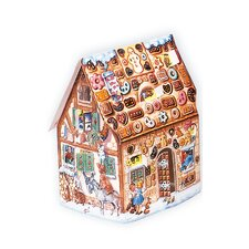 Gingerbread House Advent Calendar