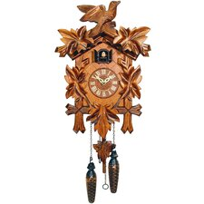 Engstler Battery-Operated Cuckoo Wall Clock