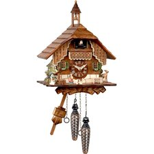 Forest Cuckoo Clock