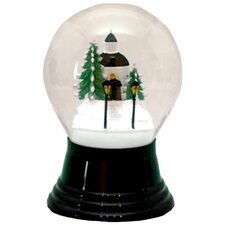Perzy Silent Night Snow Globe