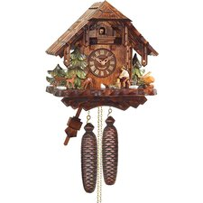 Engstler Weight Driven Cuckoo Wall Clock