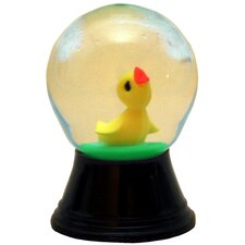 Perzy Duck Snow Globe